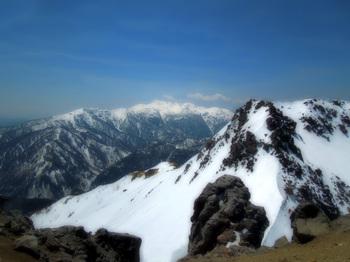 焼岳南溶岩ドーム、乗鞍岳.jpg
