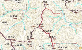 表銀座縦走GPS軌跡.jpg